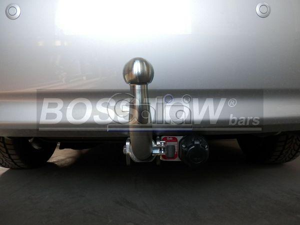 Anhängerkupplung für Toyota-Corolla - 2013-2016 (E18) Stufenheck Ausf.:  horizontal