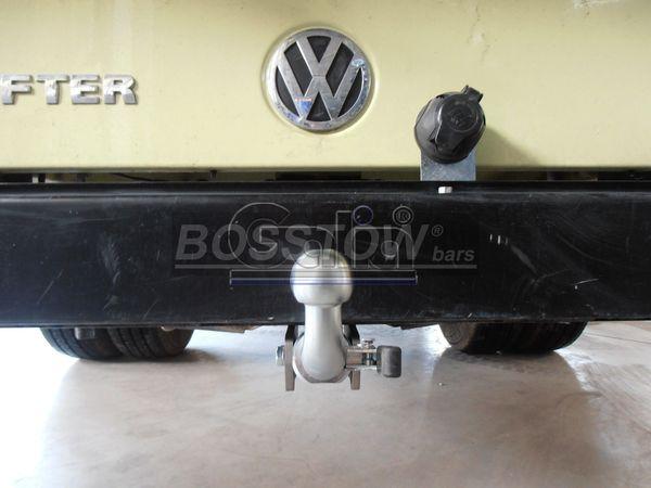 Anhängerkupplung für VW-Crafter - 2006-2017 50, Pritsche, Radstd. 4325mm Ausf.:  horizontal