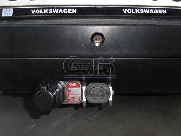 Anhängerkupplung VW Golf VI Limousine, nicht 4x4, Baureihe 2008-  horizontal