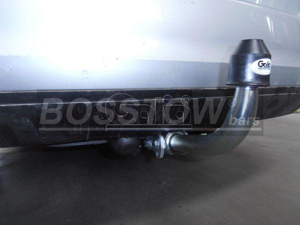 Anhängerkupplung für VW-Jetta - 2005-2010 III Ausf.:  horizontal