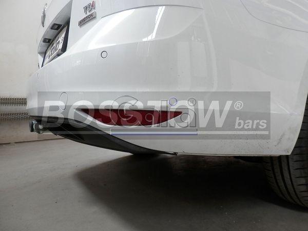 Anhängerkupplung für VW-Golf - 2014-2017 VII Variant Ausf.:  horizontal