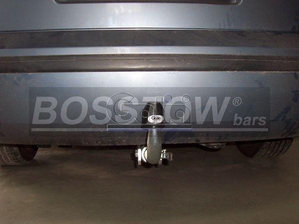 Anhängerkupplung für VW-Passat - 2000- 3b, nicht 4-Motion, Limousine Ausf.:  horizontal