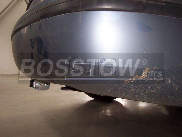 Anhängerkupplung VW Passat 3b, nicht 4-Motion, Variant, Baureihe 1996-2000  horizontal