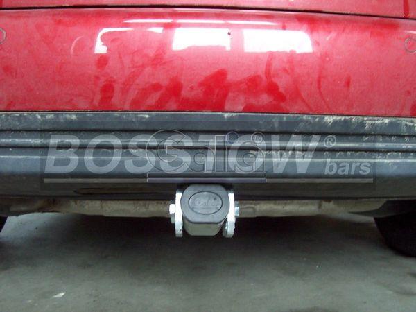 Anhängerkupplung für VW-Touran - 2007-2010 Van, spez. 7 Sitzer m. Erdgas(Ecofuel) Ausf.:  horizontal
