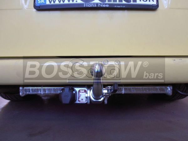 Anhängerkupplung VW-Transporter T4, Kasten Bus inkl. Caravelle Multivan, nicht Syncro, Baujahr 1998-