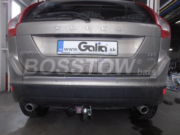 Anhängerkupplung für Volvo-XC 60 - 2008-2012 Ausf.:  horizontal