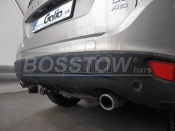 Anhängerkupplung für Volvo-XC 60 - 2012-2017 Ausf.:  horizontal