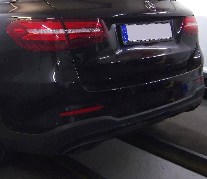 Anhängerkupplung Mercedes-AMG-AMG GLC 43 GLC 43 AMG C253 - 2019-