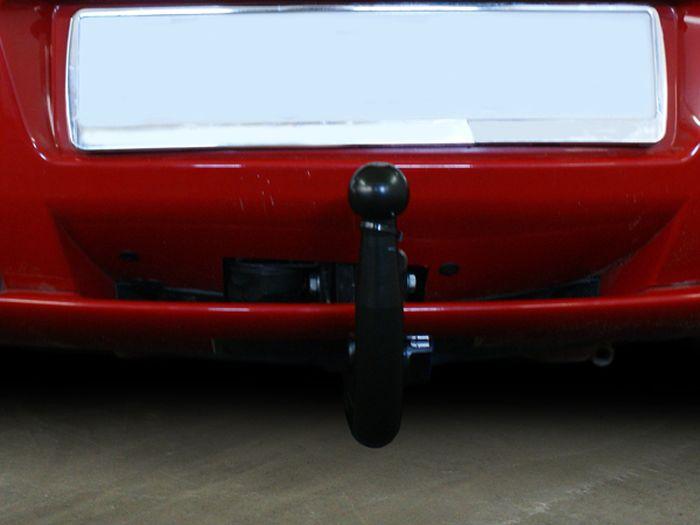 Anhängerkupplung für Alfa Romeo-Brera - 2005-2010 inkl. 4x4, inkl. V6 Ausf.:  vertikal