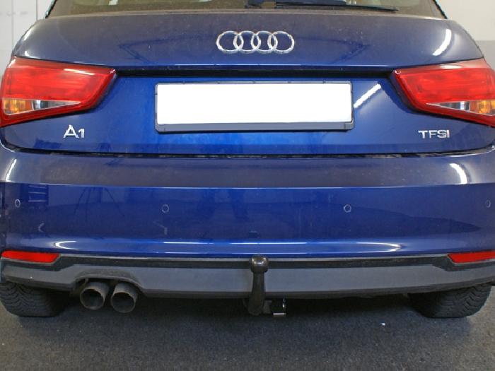 Anhängerkupplung Audi-A1 3-Türer, Baujahr 2010-