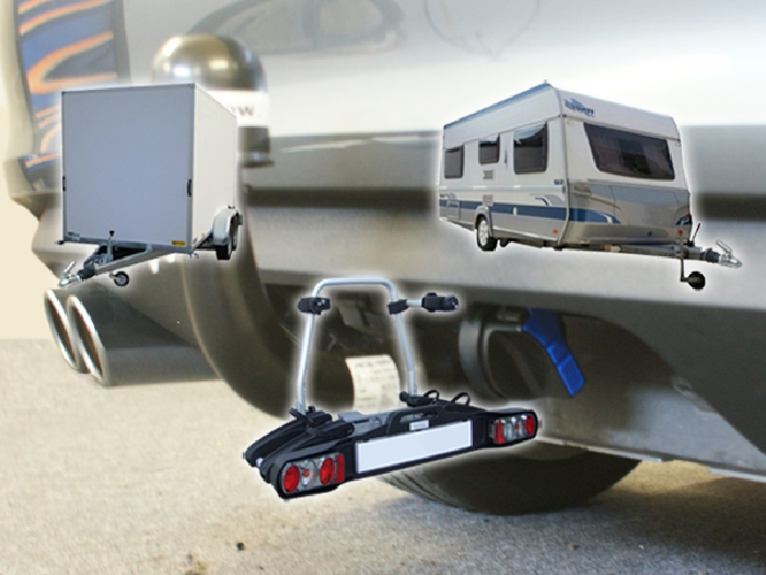 Anhängerkupplung Audi-A3 3-Türer, Baujahr 2016-