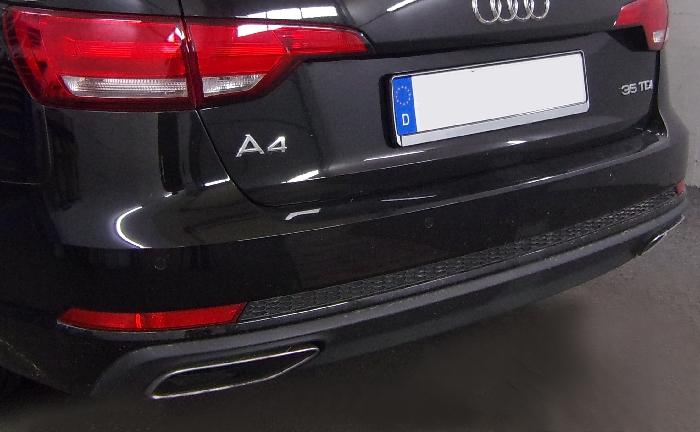 Anhängerkupplung Audi-A4 Avant nicht Quattro, nicht RS4 und S4, Baujahr 2015-