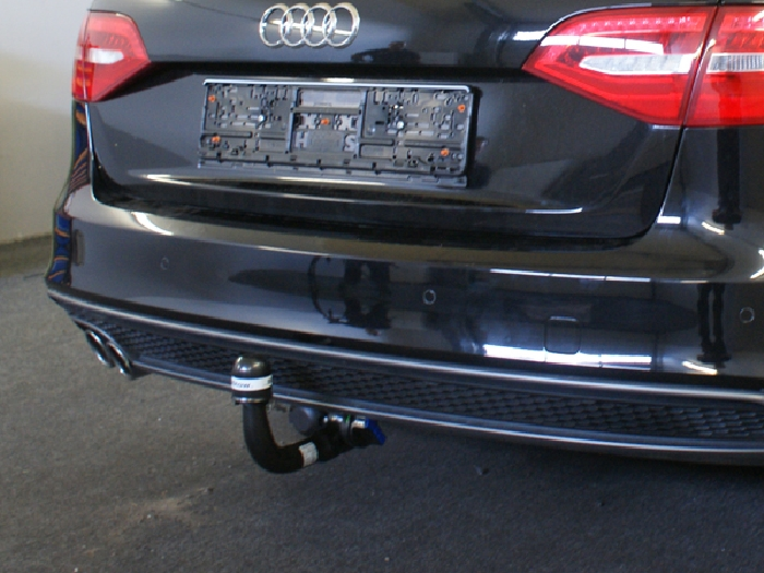 Anhängerkupplung Audi-A4 Avant nicht Quattro, nicht RS4 und S4, speziell S-Line, Baujahr 2012-2015