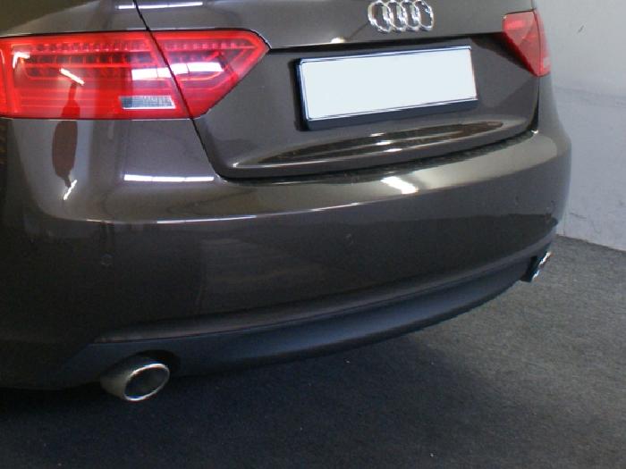 Anhängerkupplung für Audi-A4 Limousine - 2012-2015 nicht Quattro, nicht S4 Ausf.:  vertikal