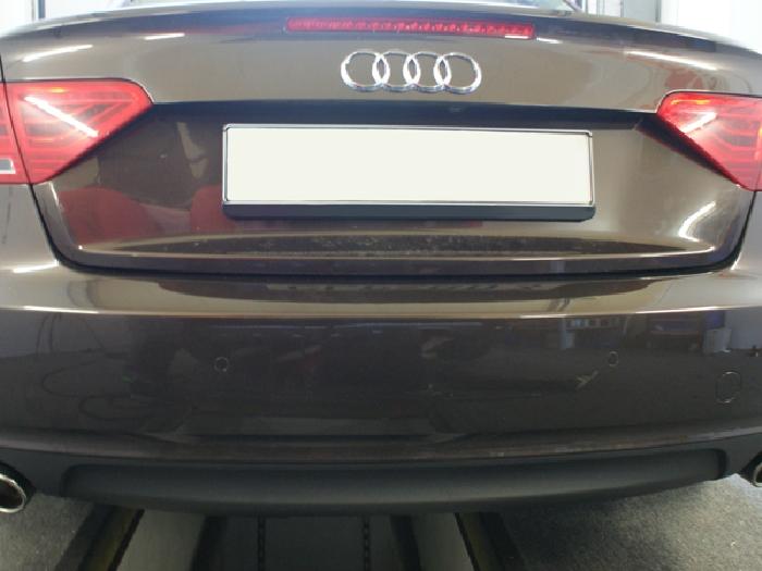 Anhängerkupplung für Audi-A5 - 2007-2016 Coupé Ausf.:  vertikal
