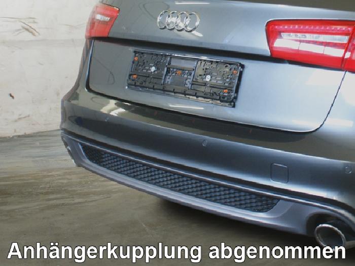 Anhängerkupplung Audi-A6 Avant 4GD/4G, C7, Baujahr 2014-2018