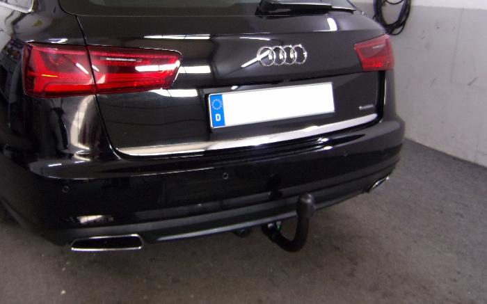 Anhängerkupplung Audi-A6 Avant 4GD/4G, C7, Quattro, Baujahr 2014-2018