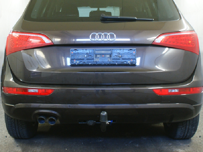 Anhängerkupplung für Audi-Q5 - 2008-2016 Ausf.:  vertikal