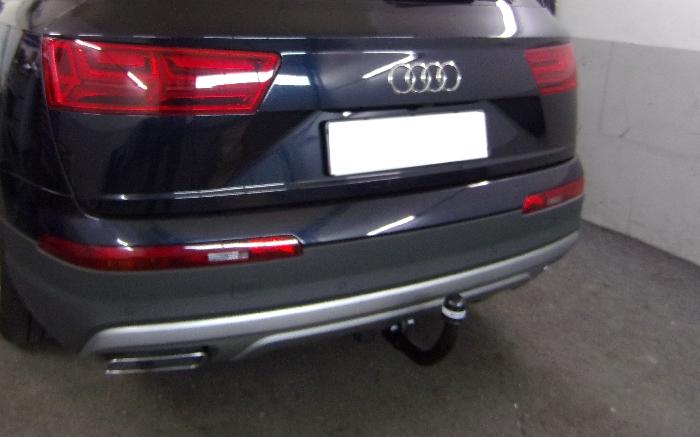 Anhängerkupplung für Audi-Q7 - 2015-