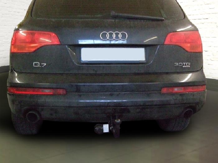 Anhängerkupplung Audi-Q7 - 2006-2015,