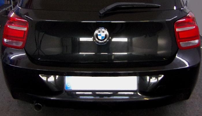 Anhängerkupplung BMW-1er F20, Baujahr 2011-2014