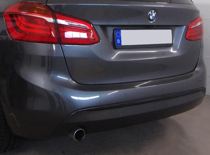 Anhängerkupplung BMW-2er F45 Active Tourer, spez. 225XE, nur für Heckträgerbetrieb - 2015-
