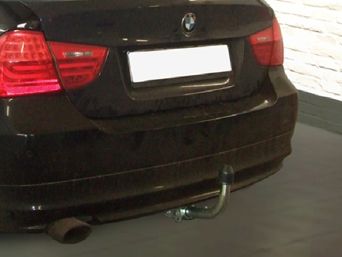 Anhängerkupplung BMW-3er Limousine E90, Baujahr 2010-