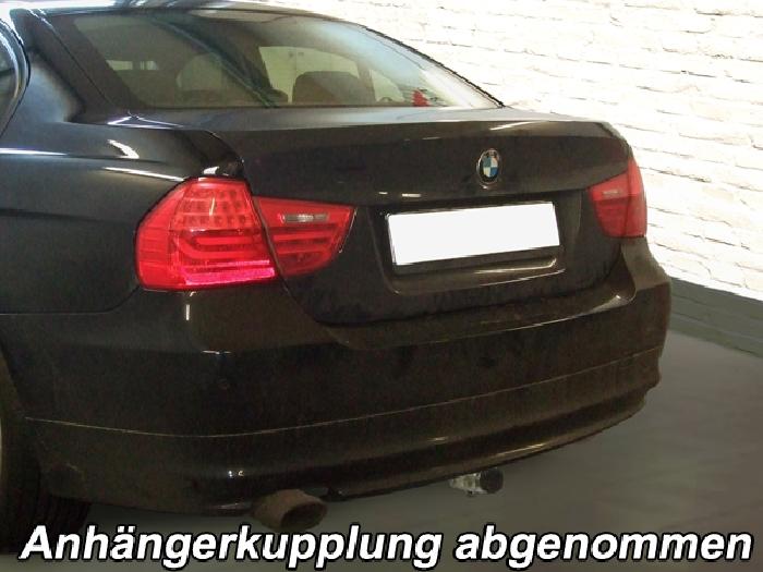 Anhängerkupplung für BMW-3er - 2010- Limousine E90 Ausf.:  horizontal