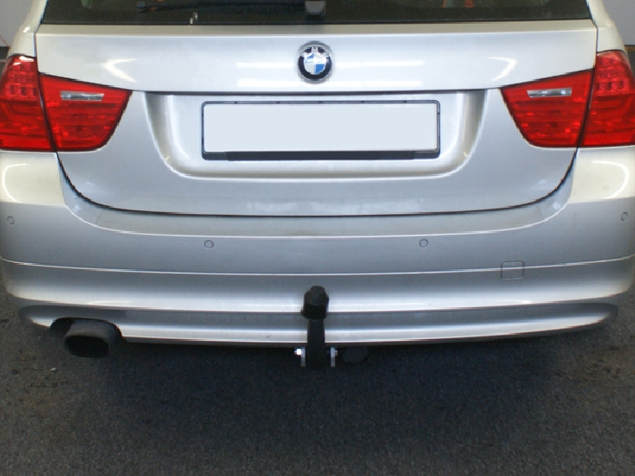 Anhängerkupplung für BMW-3er - 2010- Touring E91 Ausf.:  feststehend