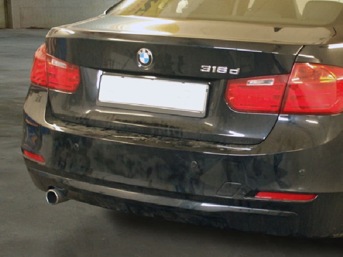 Anhängerkupplung BMW-3er Limousine F30, Baujahr 2012-2014