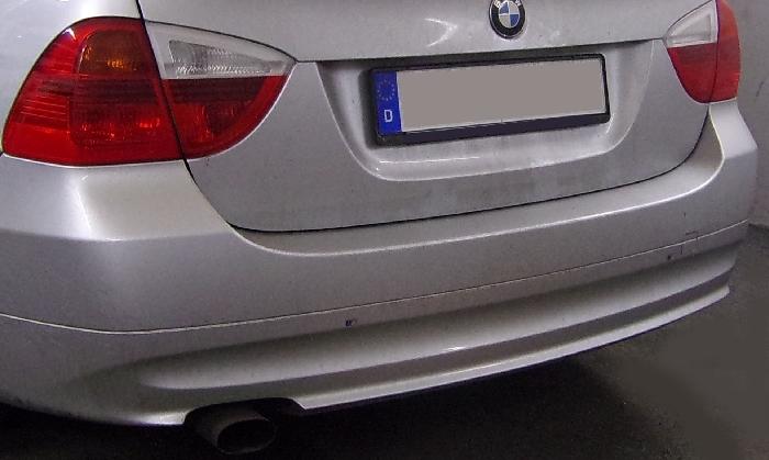 Anhängerkupplung für BMW-3er Touring E91, Baujahr 2005-2010
