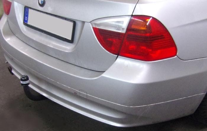 Anhängerkupplung für BMW-3er Touring E91 - 2005-2010