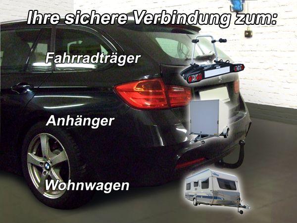 Anhängerkupplung für BMW-3er Touring F31, spez. M- Performance, Baujahr 2014-2018