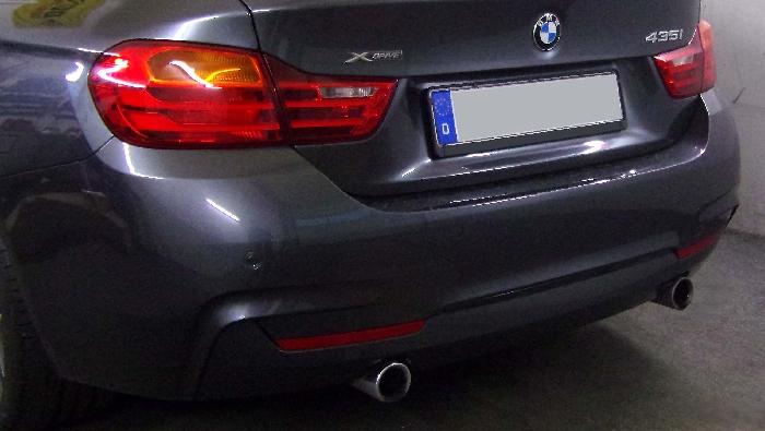 Anhängerkupplung für BMW-4er F36 Gran Coupe - 2014-2020