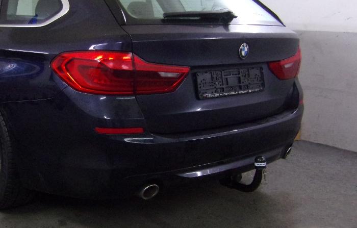 Anhängerkupplung BMW-5er Touring G31 - 2017-