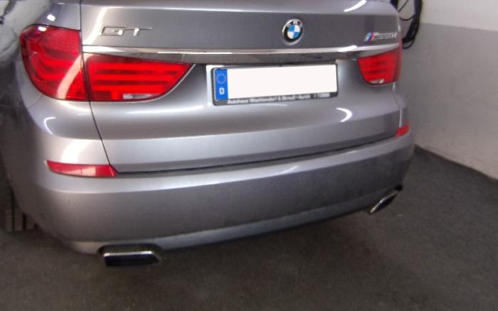 Anhängerkupplung BMW-5er GT F07, Baujahr 2009-2013