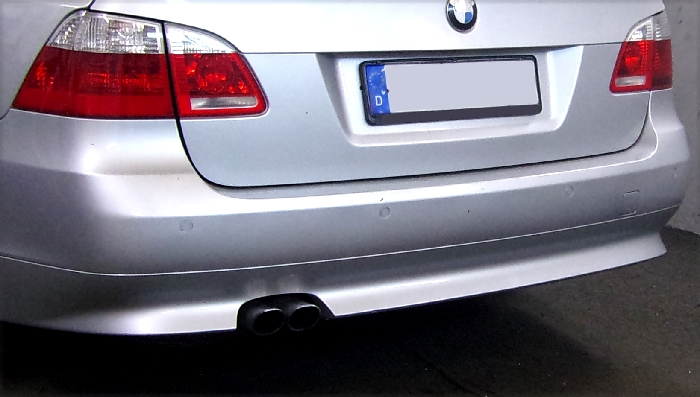 Anhängerkupplung BMW-5er Touring E61, Baujahr 2004-2007