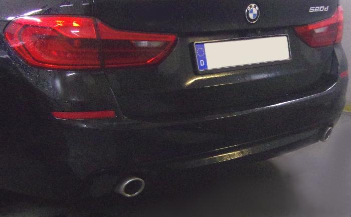 Anhängerkupplung für BMW-5er Touring G31, Baujahr 2017-