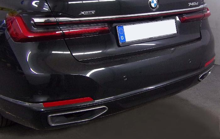 Anhängerkupplung BMW-7er Limousine G11, G12, Baujahr 2019-