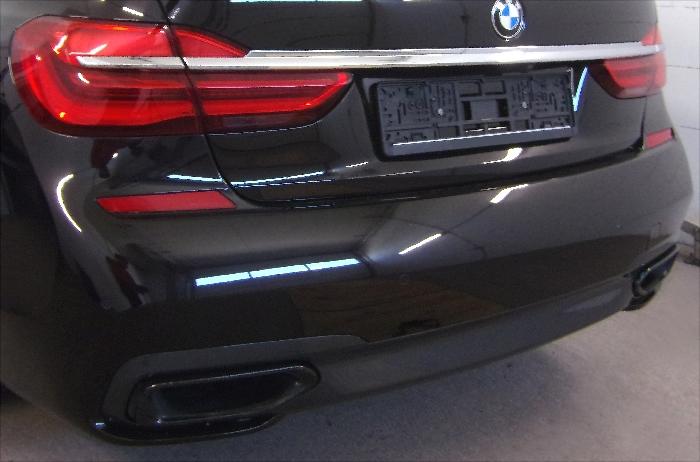Anhängerkupplung BMW-7er Limousine G11, G12, Baujahr 2015-2018