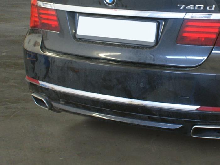 Anhängerkupplung für BMW-7er Limousine F01, F02, Baujahr 2009-2014