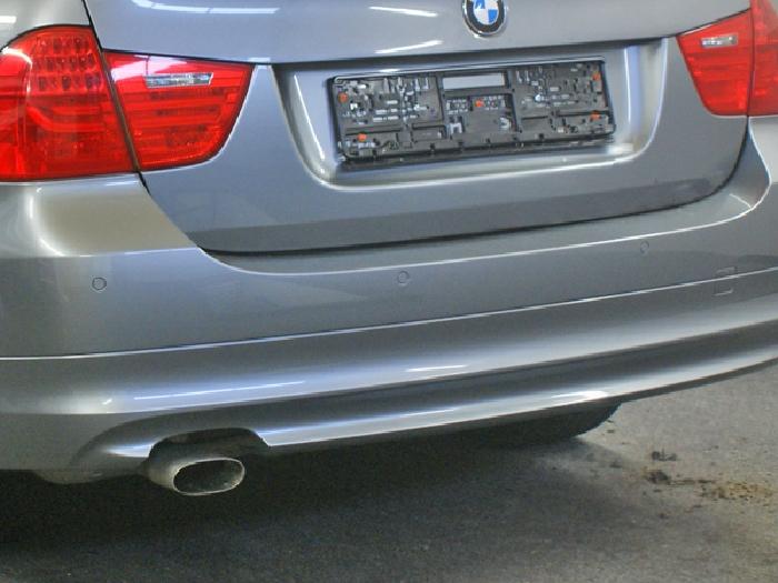 Anhängerkupplung für BMW-3er - 2010- Touring E91 Ausf.:  vertikal