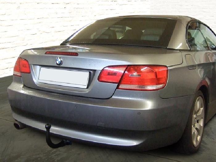Anhängerkupplung für BMW-3er - 2006- Cabrio E93 Ausf.:  vertikal