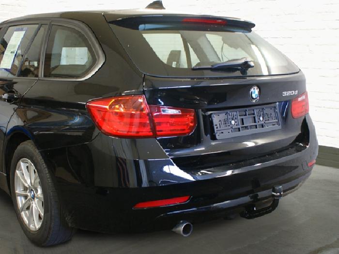 Anhängerkupplung BMW-3er Touring F31, Baujahr 2014-2018