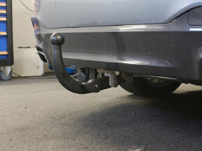 Anhängerkupplung für BMW-5er Limousine G30, speziell 530e , nur für Heckträgerbetrieb, Baujahr 2017-