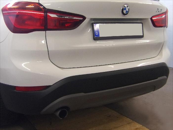 Anhängerkupplung BMW-X1 F48 Geländekombi, Baujahr 2015-
