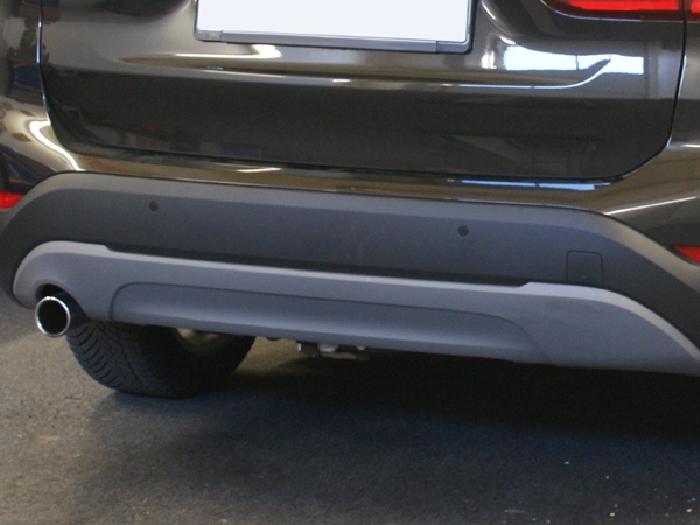 Anhängerkupplung BMW X1 F48 Geländekombi, Baureihe 2015-  schwenkbar