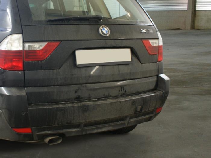 Anhängerkupplung für BMW-X3 - 2004-2010 E83 Geländekombi Ausf.:  vertikal