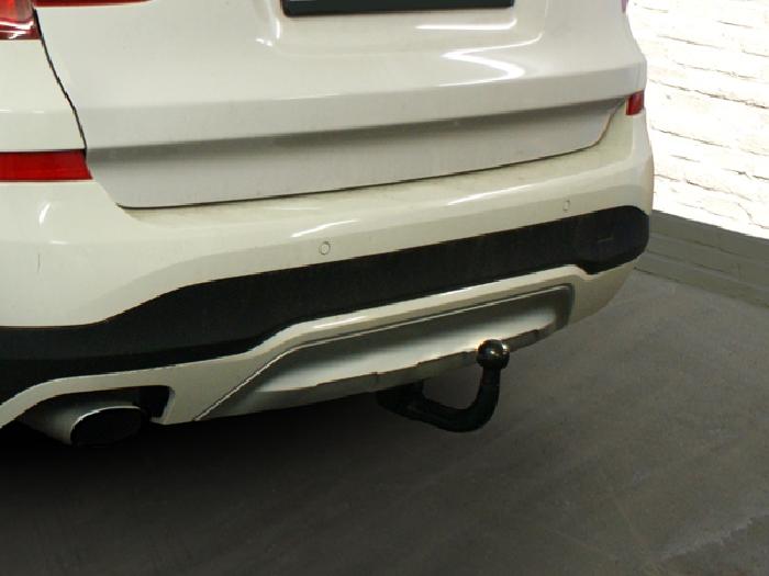Anhängerkupplung für BMW-X3 - 2010-2014 F25 Geländekombi Ausf.:  vertikal
