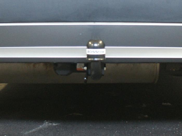 Anhängerkupplung BMW-X4 F26, Baujahr 2014-